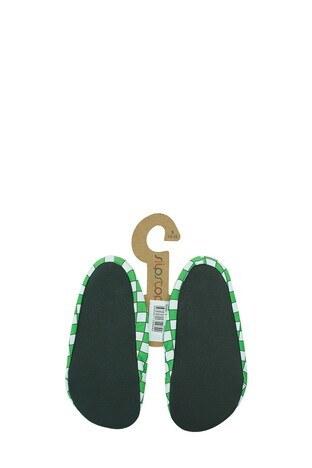 Slipstop Dude Kaydırmaz Havuz ve Deniz Çocuk Ayakkabı SS20120260 YEŞİL