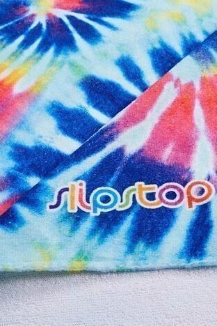 Slipstop Fiona Kız Çocuk Havlu SH21110056 MAVİ-FUJYA