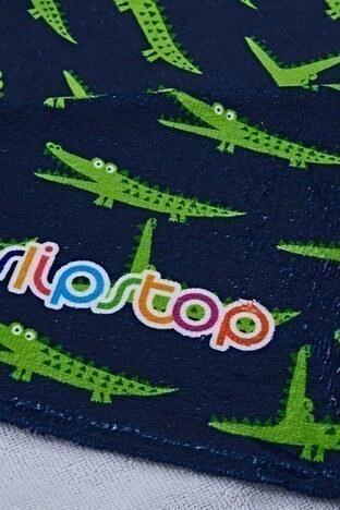 Slipstop Gator 70x150 Havuz ve Plaj Pamuklu Erkek Çocuk Havlu SH20120020 LACİVERT