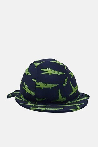 Slipstop Gator Güneş sı Erkek Çocuk Şapka SK20120001 LACİVERT
