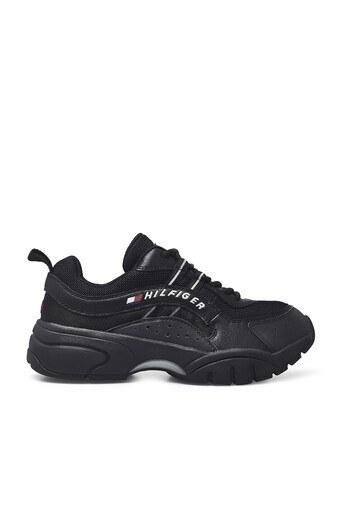 Tommy Hilfiger Günlük Spor Erkek Ayakkabı EM0EM00482 BDS SİYAH