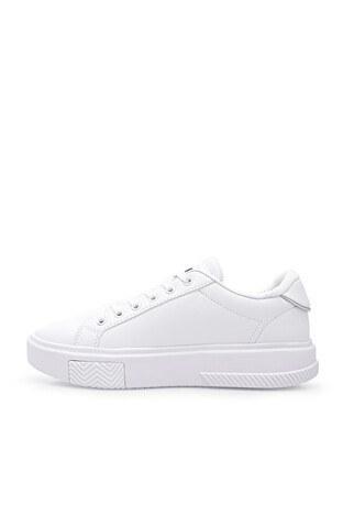 Tommy Hilfiger Sneaker Bayan Ayakkabı EN0EN01268 YBS BEYAZ