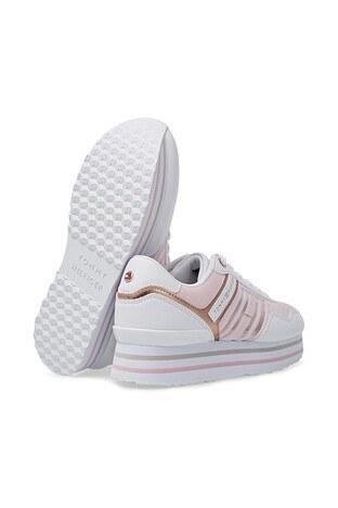 Tommy Hilfiger Sneaker Bayan Ayakkabı FW0FW05555 TOG PEMBE