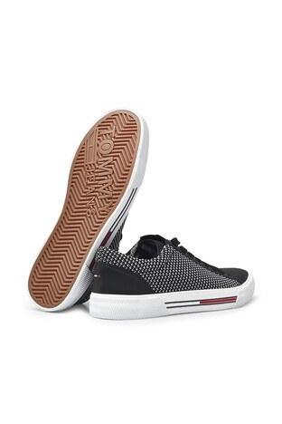 Tommy Hilfiger Sneaker Erkek Ayakkabı EM0EM00199 990 SİYAH