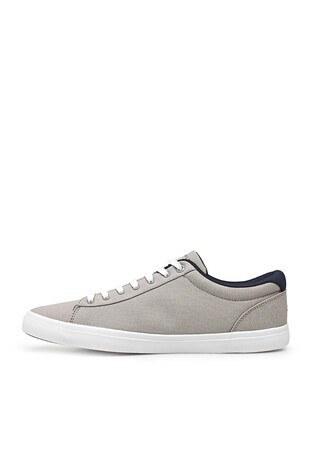 Tommy Hilfiger Sneaker Erkek Ayakkabı FM0FM03389 PRT GRİ