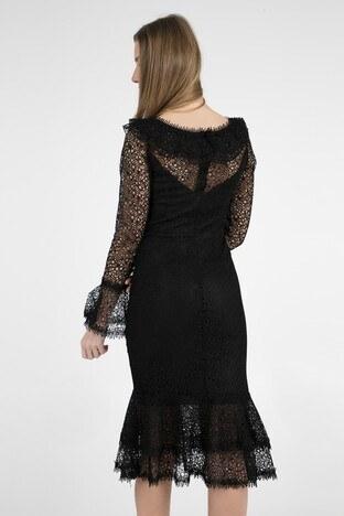 Trend Bayan Abiye Elbise 4784150 SİYAH