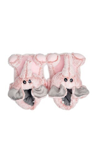 Twigy Tw Elephant Sessiz Taban Bayan Panduf TT0741 CF PEMBE
