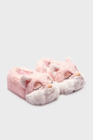 Twigy - Twigy Tw Pinky Cat Bayan Panduf YY0314 PEMBE