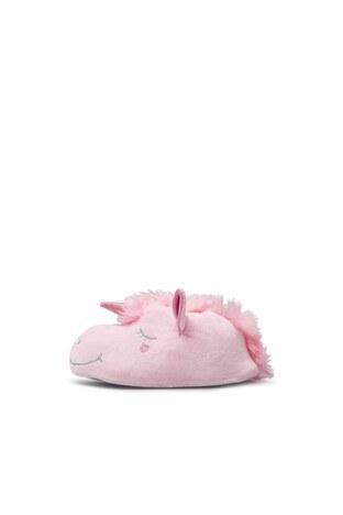 Twigy Tw Pinky Sessiz Taban Kız Çocuk Panduf TT0858 CF PEMBE