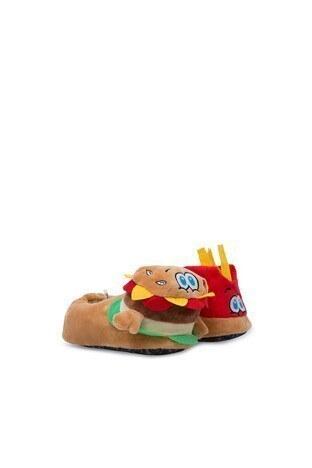 Twigy - Twigy Tw Sessiz Taban Burger Unisex Panduf TT0815 CF KAHVE