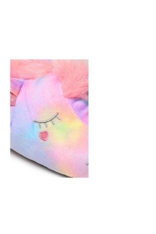 Twigy Tw Sessiz Taban Golden Kız Çocuk Panduf TT0860 CF PEMBE