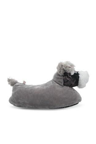 Twigy Tw Terrier Sessiz Taban Bayan Panduf RR0542 CF GRİ