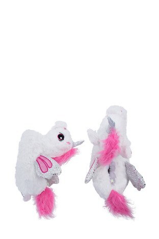 Twigy TW Unicorn Kadın Panduf RR0532 BEYAZ