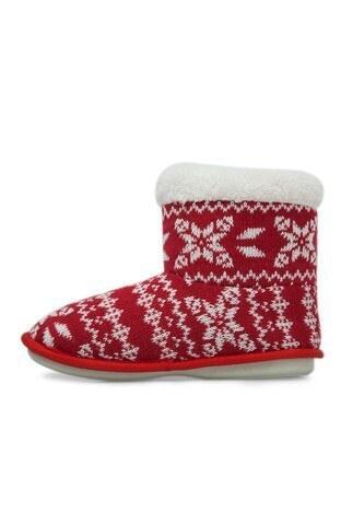 Twigy Tw Winter Bayan Panduf NN0122CF KIRMIZI