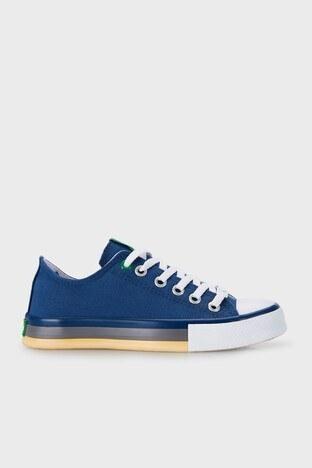 United Colors Of Benetton - United Colors Of Benetton Sneaker Erkek Ayakkabı BN-30553 LACİVERT