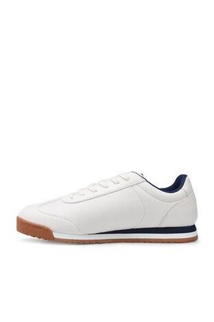 U.S. Polo Assn Sneaker Erkek Ayakkabı DEEP 9PR BEYAZ