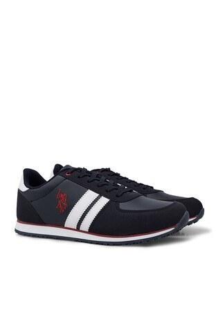 U.S. Polo Assn Sneaker Erkek Ayakkabı PLUS WT 9PR LACİVERT