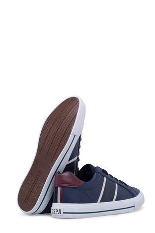 U.S. Polo Erkek Ayakkabı PURE LACİVERT