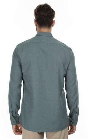 U.S. Polo Erkek Gömlek G081GL004 852581 YEŞİL