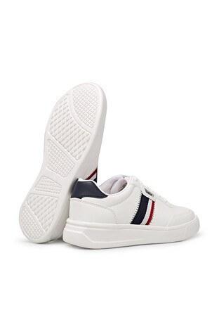 U.S. Polo Günlük Spor Bayan Ayakkabı ELITA BEYAZ