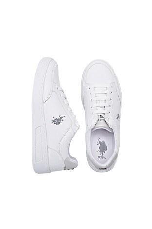 U.S. Polo Günlük Spor Bayan Ayakkabı SOLETA 1FX BEYAZ