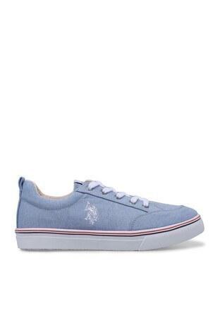 U.S. Polo Assn - U.S. Polo Sneaker Bayan Ayakkabı CAROL LACİVERT