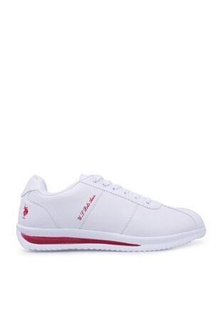 U.S. Polo Assn - U.S. Polo Sneaker Bayan Ayakkabı CIARA BEYAZ