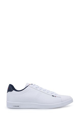 U.S. Polo Assn - U.S. Polo Sneaker Bayan Ayakkabı FRANCO BEYAZ