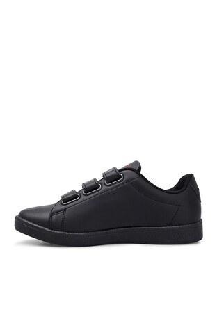 U.S. Polo Sneaker Bayan Ayakkabı SINGER SİYAH-SİYAH