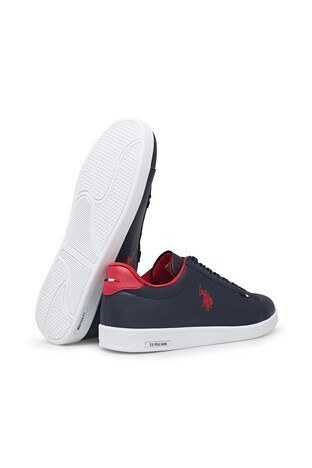 U.S. Polo Sneaker Erkek Ayakkabı FRANCO 1FX LACİVERT