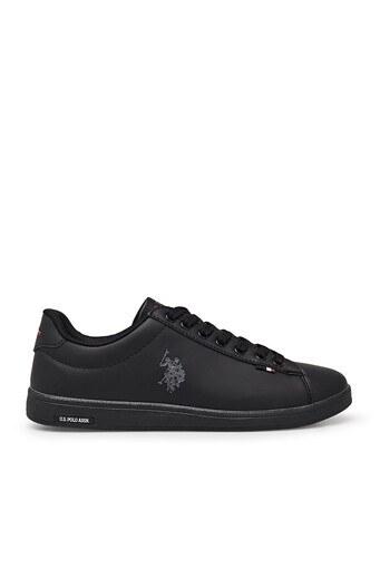 U.S. Polo Sneaker Erkek Ayakkabı FRANCO 1FX SİYAH-SİYAH