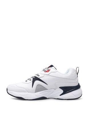 U.S. Polo Sneaker Erkek Ayakkabı JIMMY BEYAZ