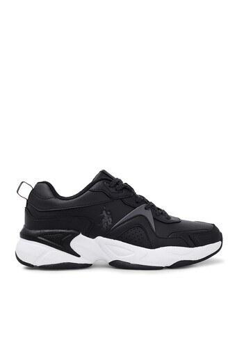U.S. Polo Sneaker Erkek Ayakkabı JIMMY SİYAH