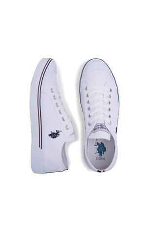 U.S. Polo Sneaker Erkek Ayakkabı PENELOPE BEYAZ