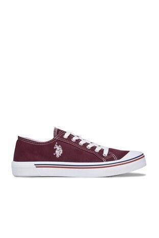 U.S. Polo Assn - U.S. Polo Sneaker Erkek Ayakkabı PENELOPE BORDO