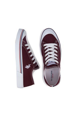 U.S. Polo Sneaker Erkek Ayakkabı PENELOPE BORDO