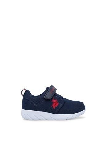 U.S. Polo Sneaker Unisex Çocuk Ayakkabı HONEY LACİVERT