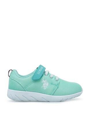 U.S. Polo Assn - U.S. Polo Sneaker Unisex Ayakkabı HONEY MİNT