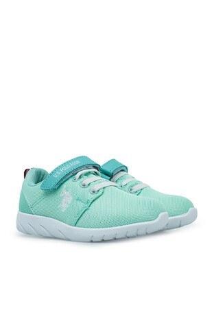 U.S. Polo Sneaker Unisex Ayakkabı HONEY MİNT