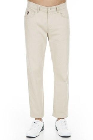 U.S.Polo Erkek Pantolon G081SZ078 730672 BEJ