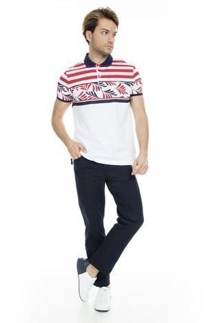 U.S. Polo Assn - U.S.Polo Erkek Pantolon G081SZ078 730672 LACİVERT
