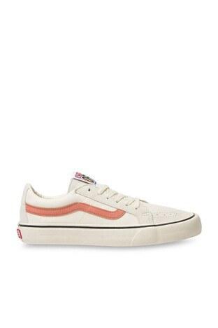 Vans - Vans UA SK8-Low Reissue Sf Sneaker Unisex Ayakkabı VN0A4UWI4WU1 BEJ