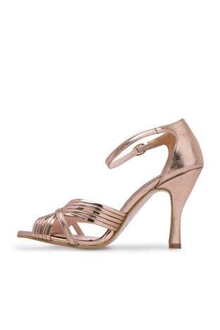 Via Dante Topuklu Bayan Ayakkabı 432k5028VD ROSE